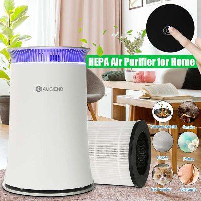 UVC Sanitizing Air Filter 2