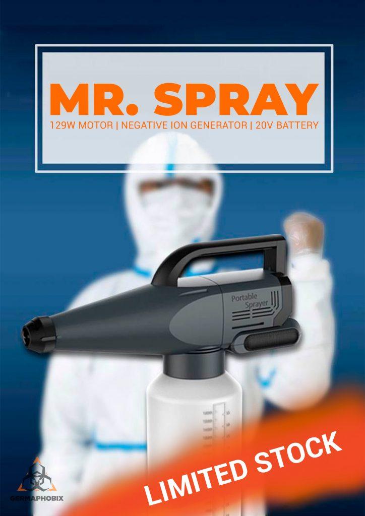 Portable ULV Fogger Spray Machine