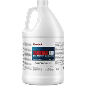 Fiberlock ShockWave RTU Disinfectant
