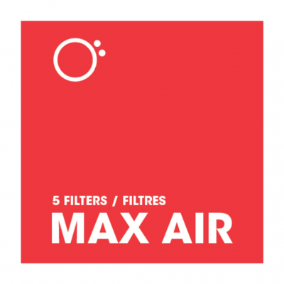 O2 Curve Respirator 1.2 filter replacement