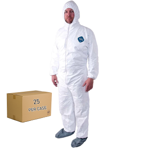 DuPont Tyvek 400 Coveralls w/ Hood