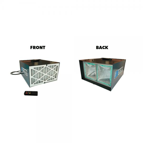 AirSafti Air Scrubber HEPA Filter Replacement