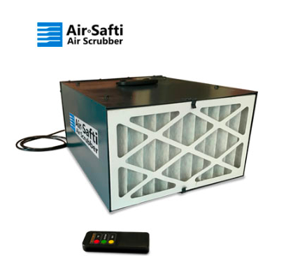 AirSafti Air Scrubber Filters Replacement