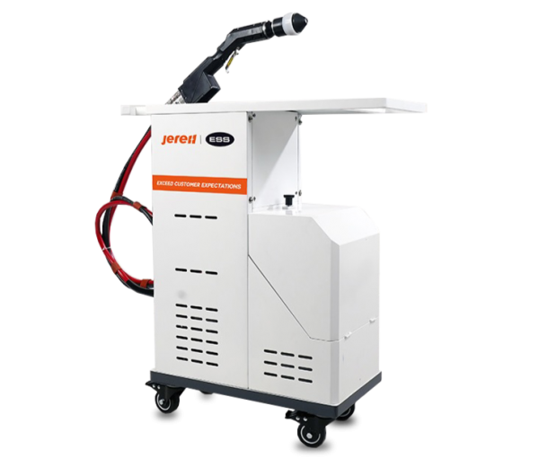 Mobile Electrostatic Sprayer Disinfection Station JES-DS30 by Jereh Disinfect 143,160-215,278 sq ft on a full tank. Calculated as per the normal walking speed, an area of 143,160-215,278 sq ft can be disinfected on a full tank. Compact in size and flexible in motion. The mobile disinfection system is only 0.32m in width which allows it to pass through the narrow passages without being carried by the operator, delivering an easy and convenient handling. Especially applicable for high-speed trains and metros which require quick disinfection of large area without dead zones being left. 20L large-volume tank. The compact disinfection system is configured with a 20L large-volume tank which is four times bigger than that on a conventional hand-held disinfection device. The lithium battery can power the system to run continuously for about 2.5 hours to spray an area of 161,458 sq ft. Lithium battery delivers high flexibility. This mobile disinfection system is powered by a lithium battery and can run continuously for 2.5 hours to spray an area of 161,458 sq ft. It is free from an external power source to make the operation more flexible.