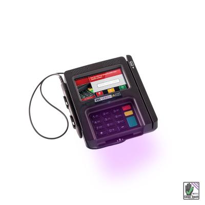UVC sterilizer for payment terminals