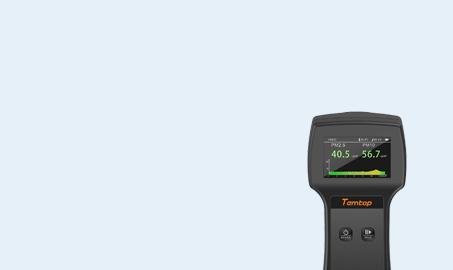 temtop airing air quality monitor
