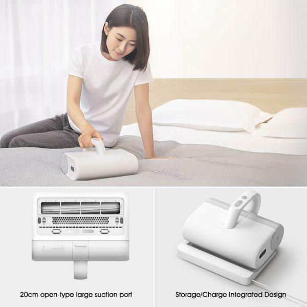 XIAOMI MIJIA Wireless Dust Mite Vacuum Cleaner Remover